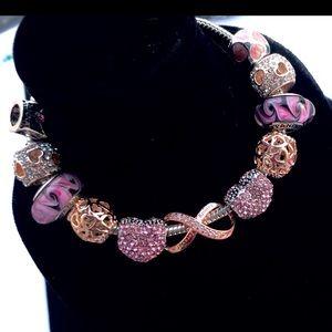 Jewelry - Pandora Family Forever Bracelet